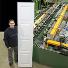 Doortec garageporte fra Portlageret