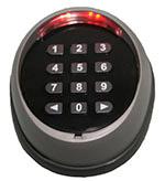 Garageport sikkerhed trådløst 2-kanal kodetastatur